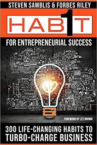 E-Commerce Law1 habit™ for entrepreneurial success